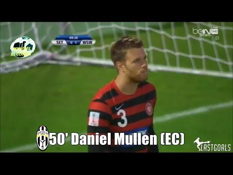 Gol Daniel Mullen (En contra) - Es Sétif 1 Vs Western Sydney Wanderers FC 1 - Mundial de Clubes 2014