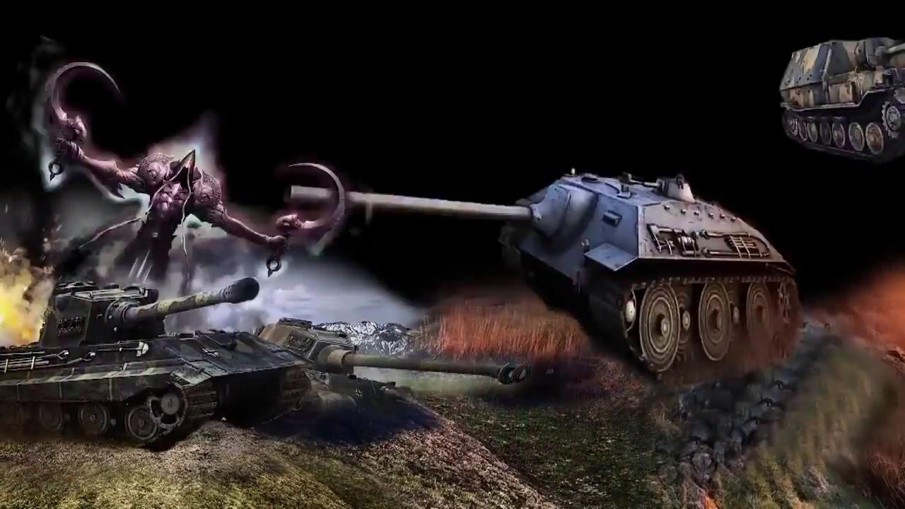 как в вар тандер перейти на танки