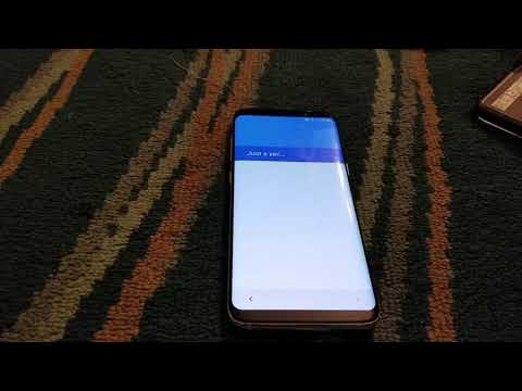 GALAXY S8 S8+ FRP BYPASS EASIEST METHOD MARCH 2018  7.0 *** READ DESCRIPTION FIRST***