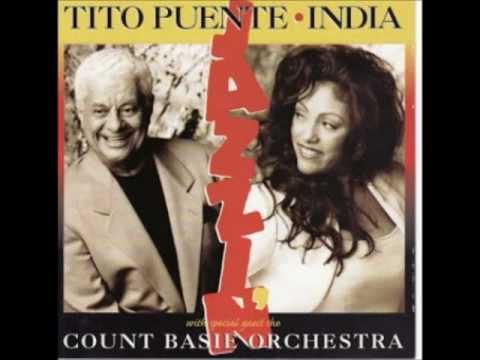 Tito Puente ft India & Count Basie Orch; - To Be In Love - 1996 .wmv