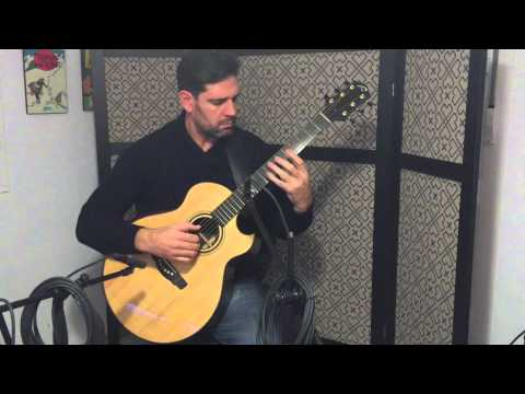 Breath of old forest (Respiro de una vecchia foresta) played by Javier Rubio Carballo
