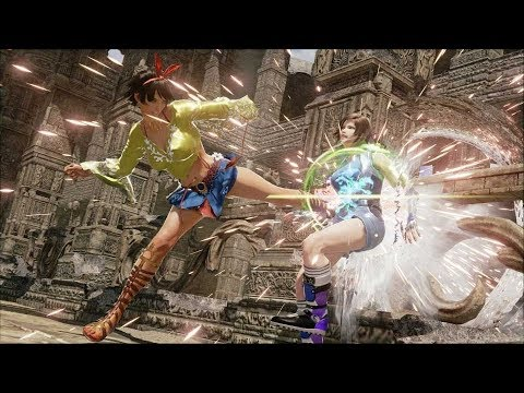 "Sometimes, Tekken 7's Just Hard - ""Aris I Can't Land Josie's WS+2,1 Combo"""