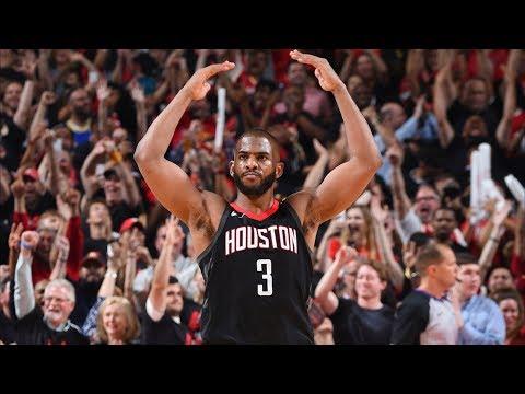 CP3 41 Points Ends 3-1 Curse! Rockets Advance! 2018 NBA Playoffs