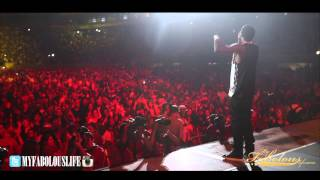 Fabolous and Friends Performs at Summer Jam XX