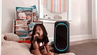 4-year-old singing C.O.T. by Ka Lia Universe 💫