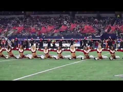 DCC Holiday Halftime