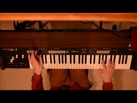 Roland VK 7 Demo