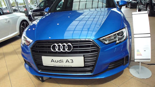 2017 Audi A3 Sportback TDI ''S-Line'' Exterior & Interior * see also Playlist