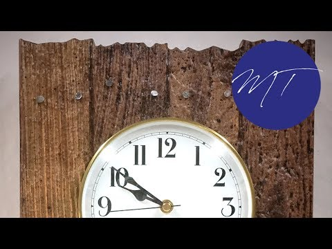 Making a Clock | Michael Tylers FREE Project of the Month | Vectric