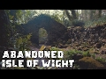Exploring Secret Hidden Ruins in Historic Woodland (Isle of Wight)
