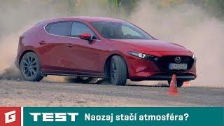 MAZDA 3 - (2019) - benzín vs diesel - TEST - GARAZ.TV - Rasťo Chvála