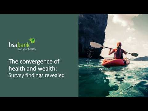 The convergence of health and wealth: Survey findings revealed