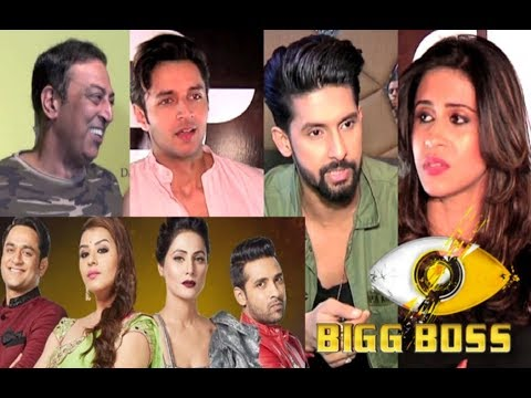 Bigg Boss 11 - TV Actors BEST Reaction On Shilpa Shinde,Hina Khan,Vikas Gupta