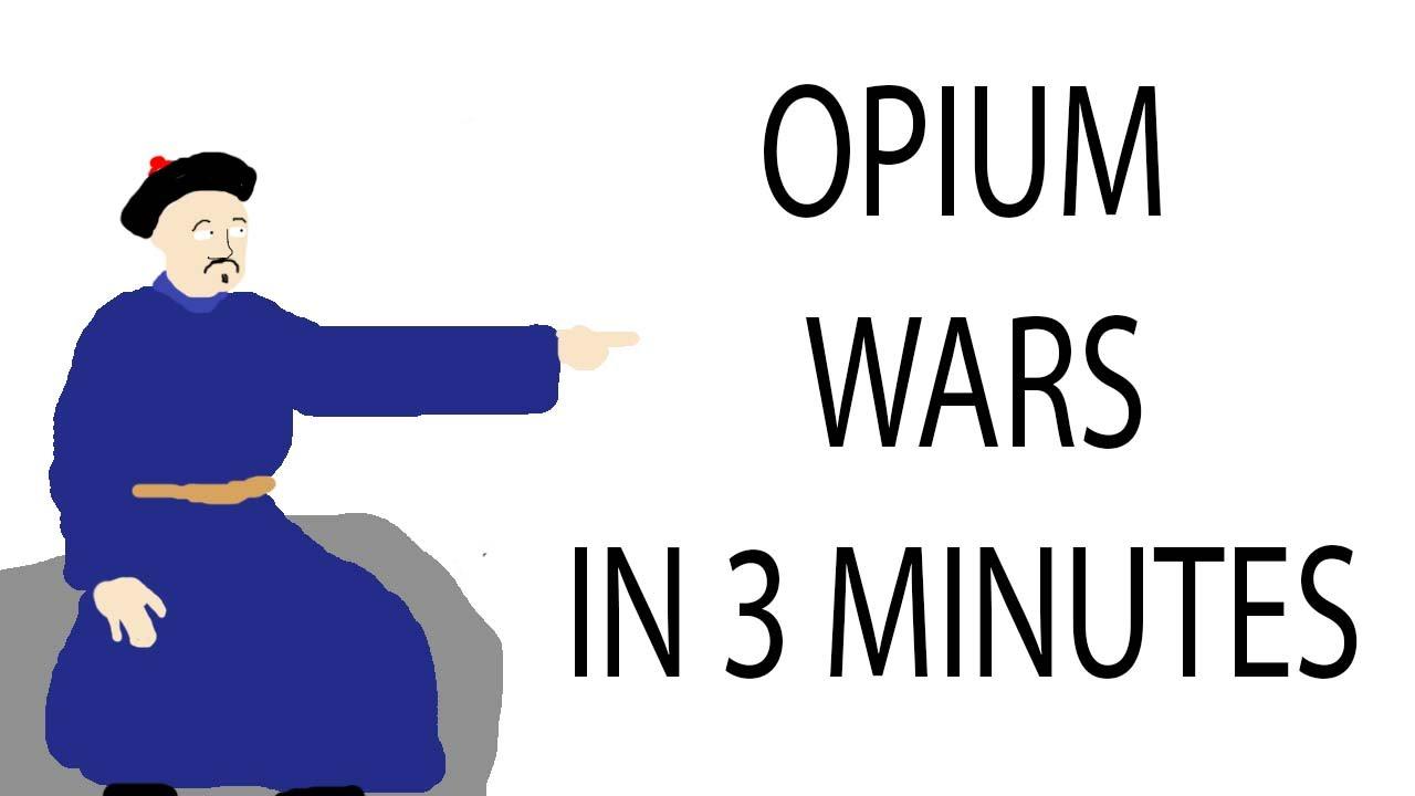 Opium Wars  | 3 Minute History
