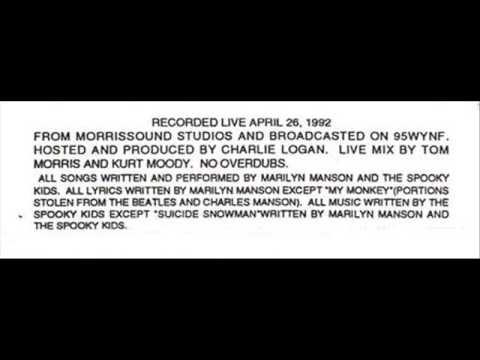 Marilyn Manson & The Spooky Kids - DJ Intro #1 [Live As Hell] mp3