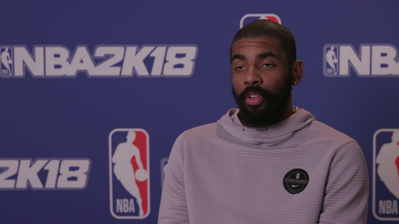 Kyrie Irving: Toughest NBA opponent and a Celtics championship coming?