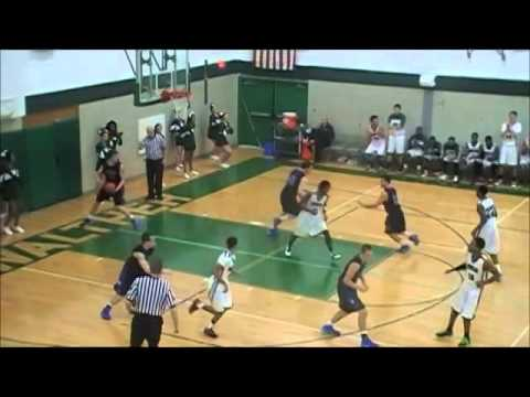 DJ Walton #22 Walther Christian Academy basketball 2013-14 highlights