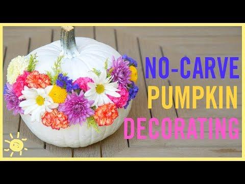 Download Youtube: DIY    3 Amazing Pumpkin Hacks (Perfect for Halloween!)