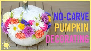 DIY |  3 Amazing Pumpkin Hacks (Perfect for Halloween or Thanksgiving!)