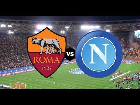 ROMA - Napoli | Diretta LIVE (Serie A)
