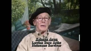 Metamorphosis in the life of Kalman Aron - part 3 of 3