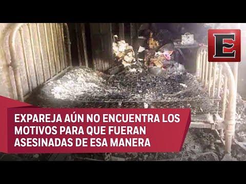 Académica de la UNAM y su hija habrían sido asesinadas antes de incendio