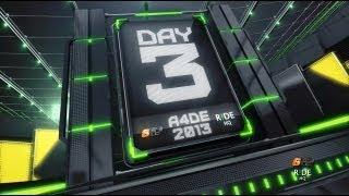 2013 a4de day 3