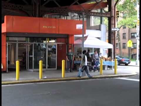 East Harlem's Healthy Food Vendor