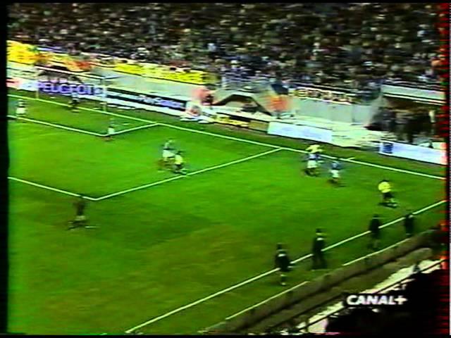 Sochaux-PSG (saison 1998-1999)