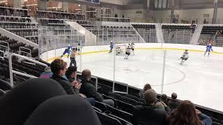 My Friend Playing at LindenWood Hockey