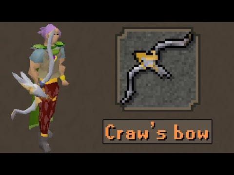 Low Level Craw's Bow PKing