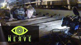 Nerve (2016 Movie) – Machine Gun Kelly 'Train Dare' Behind The Scenes