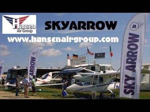 Sky Arrow light sport aircraft