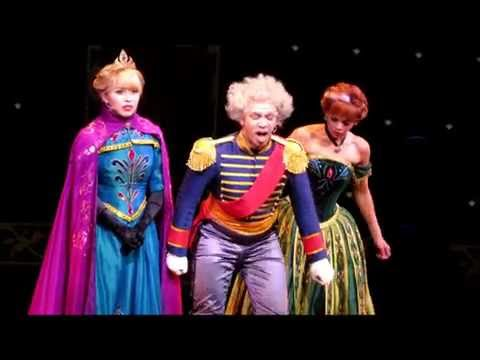 Disney's Frozen Live at the Hyperion July 7th, 2016, 5:50pm showing. (Highlight Focused video)