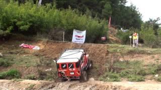 2014 Bursa 4x4 Aksesuar Trial Yarışı - Özet Görüntüler