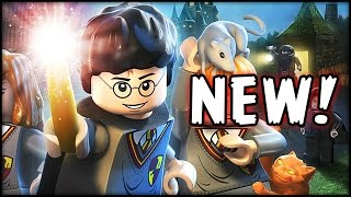 NEW! LEGO HARRY POTTER GAME REMASTER ANNOUNCED!