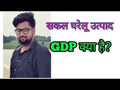 GDP क्या है?/ सकल घरेलू उत्पाद/ Basic Economics/Gross Domestic Product/ Economics by Lokendra Mishra