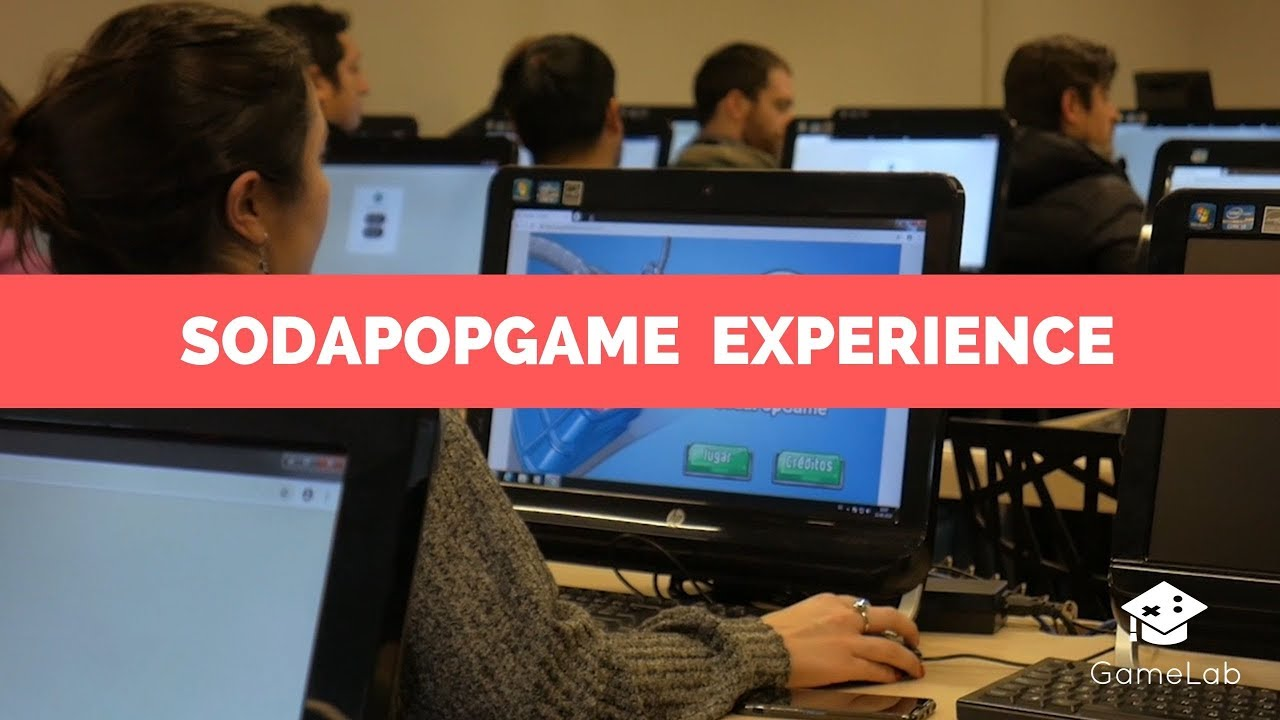 Sodapop Game Experience Youtube