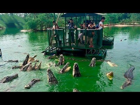 5 Most DANGEROUS Tourist Destinations in The World
