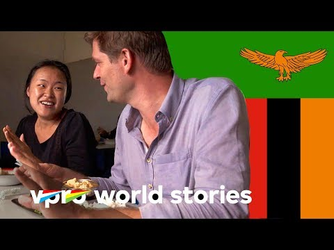 Chinese In Zambia - Straight Through Africa | VPRO Documentary