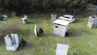 八戸サバイバルゲームフィールドArea52でのゲーム動画です。 今回はドロ...