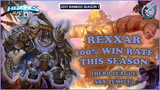 Grubby | Heroes of the Storm - Muradin Re-worked - HL 2017 S3 - Sky Temple