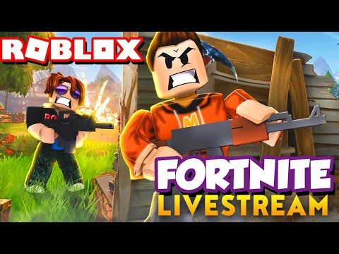 #TryHardTuesday Fortnite in Roblox! *TOP 100 GRIND* (Island Royale)