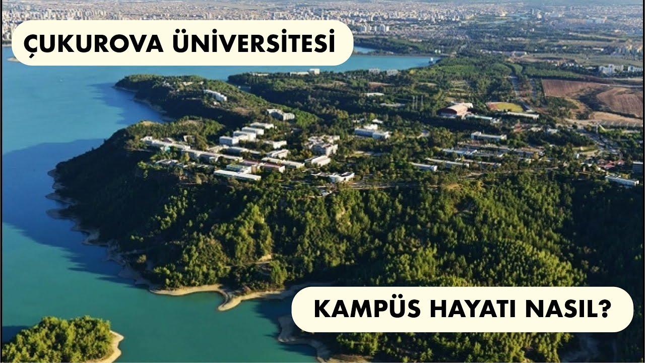 Çukurova Üniversitesi Tanıtım Filmi