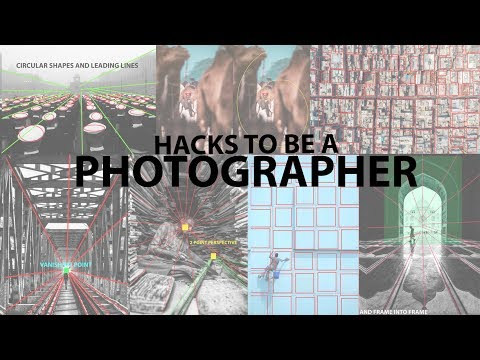 Hacks To Be A Good Photographer - Learn Photography
