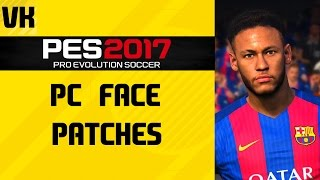 PES 17 PC FACE PATCH/MOD - Really Awesome Faces not available on PS4/Xbox One #2