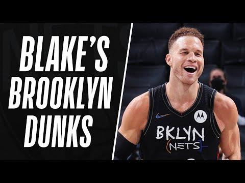 Blake Griffin's Best Jams In Brooklyn