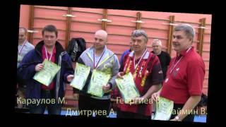 Настольный теннис в Великом Новгороде.