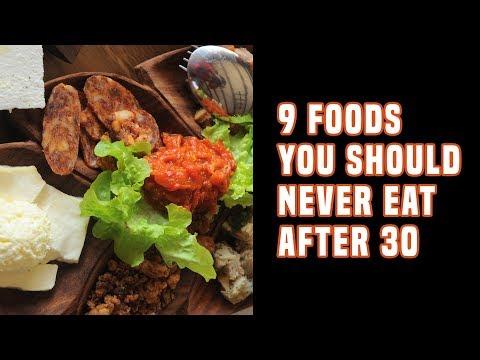 9-foods-you-should-never-eat-after-30