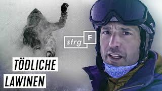 Snowboard und Ski: Wie gefährlich ist Tiefschnee? | STRG_F